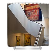 Kopenhavn Carlsberg Glyptotek 16 Shower Curtain