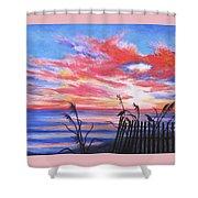 Ks Sunrise Shower Curtain