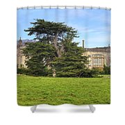 Lacock Abbey Shower Curtain