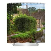 Lacock Shower Curtain