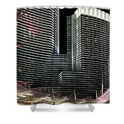 Las Vegas Lights Nevada Shower Curtain