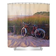 One For The Road Shower Curtain