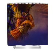 Lion King Dancers Shower Curtain