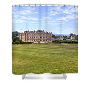 Longleat House - Wiltshire Shower Curtain