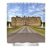 Longleat House  Wiltshire Shower Curtain