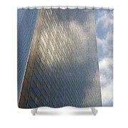 Los Angeles Buildings Shower Curtain