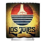Los Tules Shower Curtain