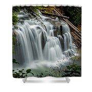Lower Lewis Falls 2 Shower Curtain