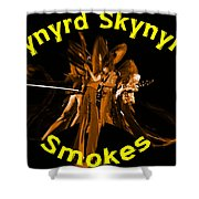 L S Smokes Shower Curtain