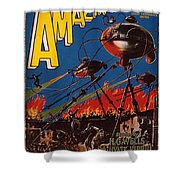 Magazine Cover 1926 Shower Curtain