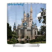 Magic In The Sunshine Shower Curtain