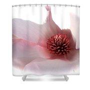 Magnolia Center Shower Curtain