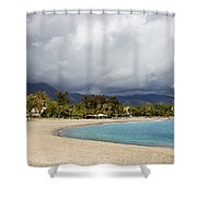 Marbella Beach Shower Curtain