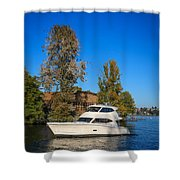 Maritimo 50 Shower Curtain