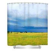Masai Mara Kenya Shower Curtain