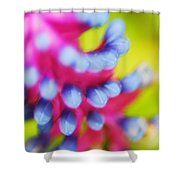 Matchstick Shower Curtain