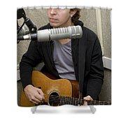 Matt Wertz Shower Curtain