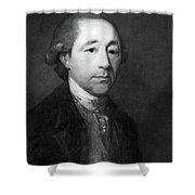 Matthew Boulton (1728-1809) Shower Curtain