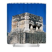 Mayan Ruins Shower Curtain