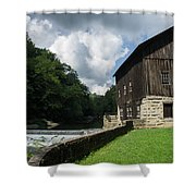 Mcconnells Mills Shower Curtain