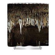 Meramec Caverns Shower Curtain