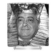 Mohamed Al Fayed Shower Curtain