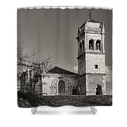 Monastery Of St. Jerome Shower Curtain