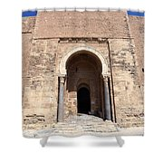 Monastir Ribat Shower Curtain