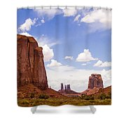 Monument Valley - Arizona Shower Curtain