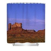 Monument Valley Arizona State Usa Shower Curtain