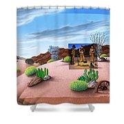 Morning Cup O Joe Shower Curtain
