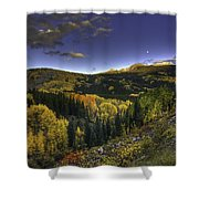 Morning Delight Shower Curtain