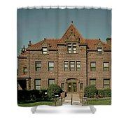 Moss Mansion - Billings Montana Shower Curtain