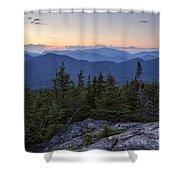 Mount Chocorua Scenic Area - Albany New Hampshire Usa Shower Curtain