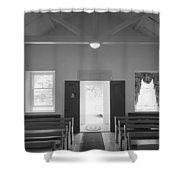 Mount Gilead Ame Church Shower Curtain