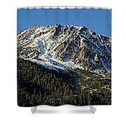 Mount Tom Shower Curtain