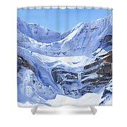Mt Patterson Shower Curtain