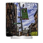 Mulberry St - Nyc Shower Curtain