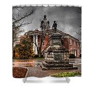 Murfreesboro Town Hall Shower Curtain