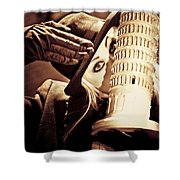 Mysteries Of Italy Shower Curtain