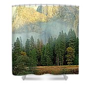 Mythical Shower Curtain