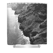 Napali Coast Of Kauai Shower Curtain