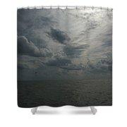 Naples Shower Curtain