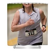 Nashua Sprint Y-tri 112 Shower Curtain