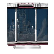 Nashville Party Shower Curtain