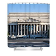 National Archives Shower Curtain