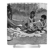 Native American Traders Shower Curtain