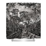 Nature Preserve Shower Curtain