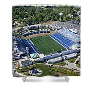 Navy Marine Corps Memorial Stadium Shower Curtain
