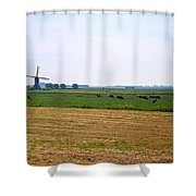 Nederlands Shower Curtain